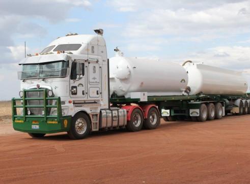 Semi Vacuum Tankers 1