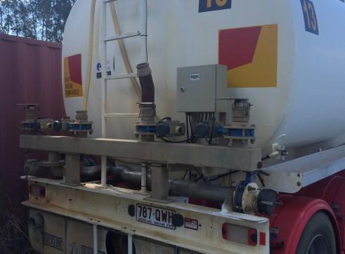 Semi Water Tankers 10