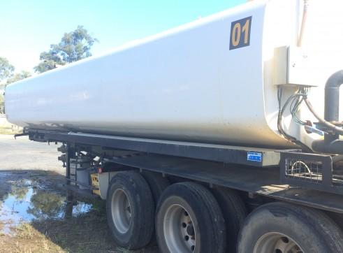 Semi Water Tankers 4