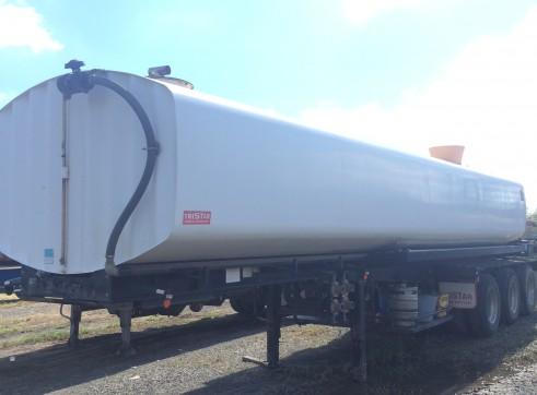 Semi Water Tankers 5