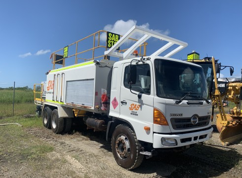 6,000L Service Truck 5