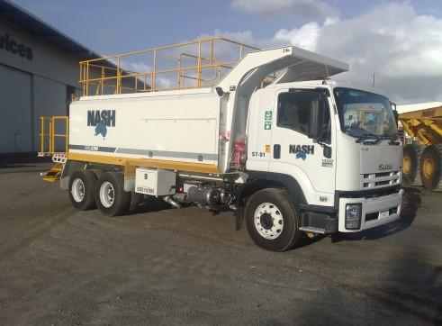 Service Truck Hire Kalgoorlie Wa 6430