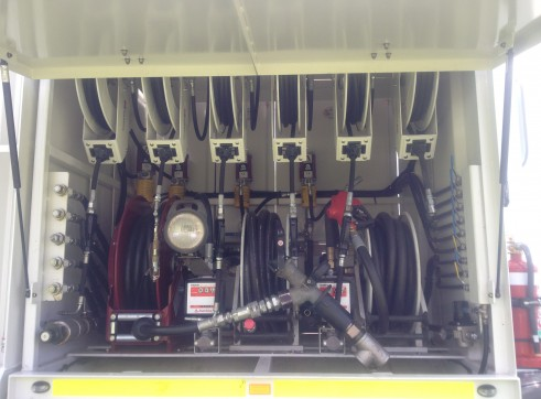 Service Trucks - Dry Hire - QLD 4