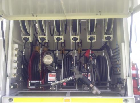 9000L Kenworth Service Truck 4
