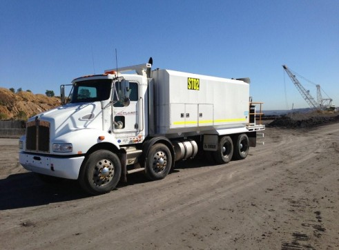 Service Trucks - Dry Hire - QLD 1