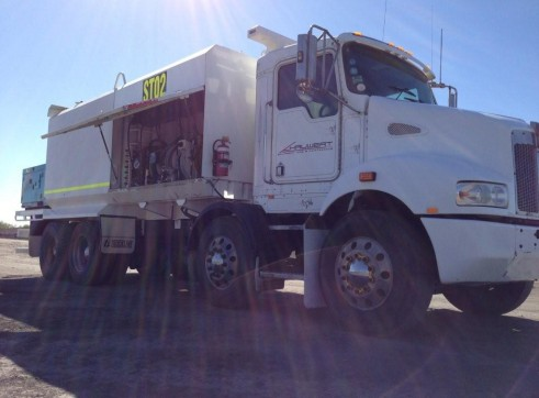 Service Trucks - Dry Hire - QLD 5