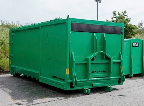 Shark Compactor for sale - Shark Compactor | Ideal for compacting large waste products i.e. furniture & containers 1