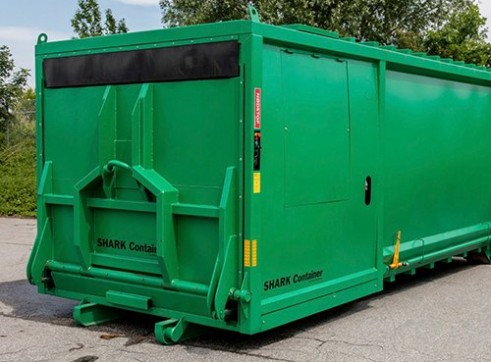 Shark Compactor for sale - Shark Compactor | Ideal for compacting large waste products i.e. furniture & containers 2