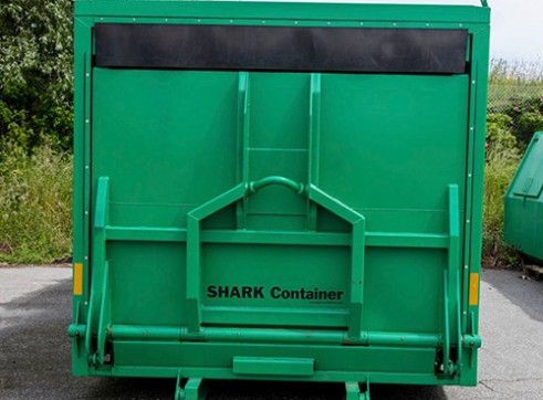 Shark Compactor for sale - Shark Compactor | Ideal for compacting large waste products i.e. furniture & containers 3