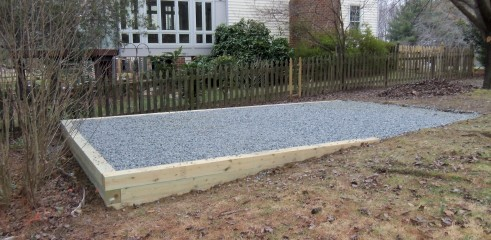 Shed Pads 1