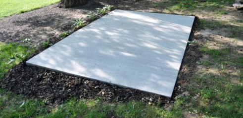 Shed Pads 2