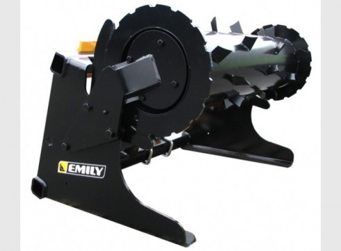 Silage Rotor On Frame 3
