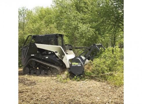 Skid Steer Forestry Mulcher Attachment 3