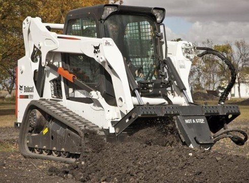 Skid Steer Loader - 12in Trencher (Attachment Only) 2