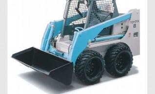Skidsteer SDK8 Toyota - Wheeled  1