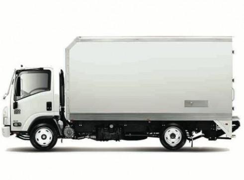 Small Pantech Trucks