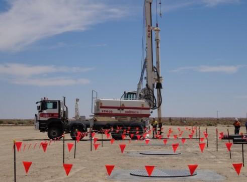 Soilmec Foundation Drilling Rig 1