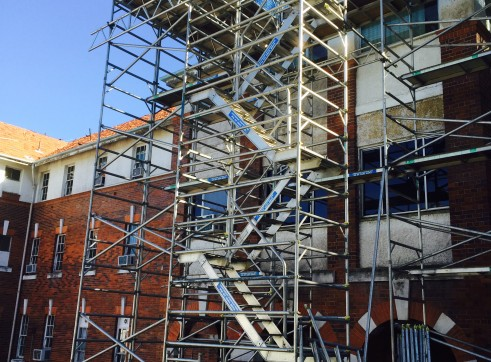 Static Scaffold Towers 4