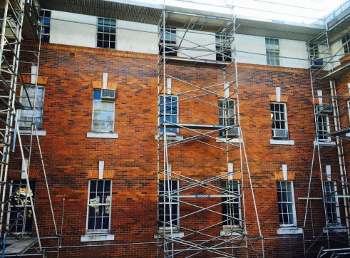 Static Scaffold Towers 5