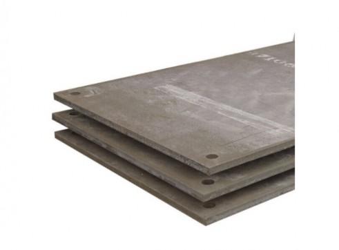 Steel Road Plate: 2.4m x 4m