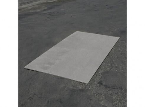 Steel Road Plate: 2.4m x 4m 2