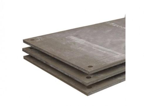 Steel Road Plates: 1.2m x 1.8m