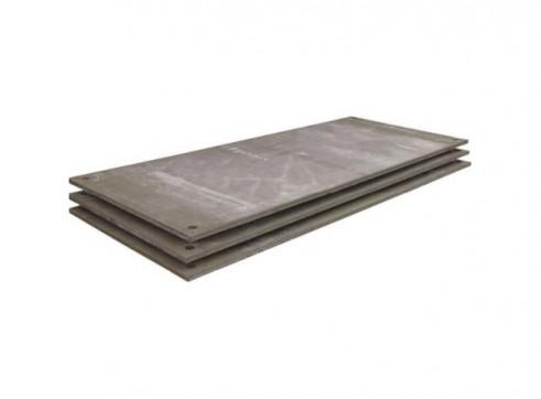 Steel Road Plates: 1.2m x 2.4m 2