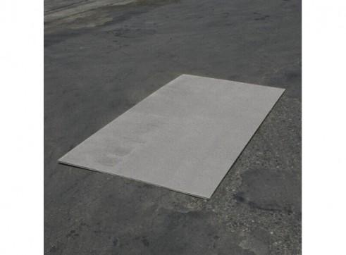 Steel Road Plates: 1.2m x 2.4m 3