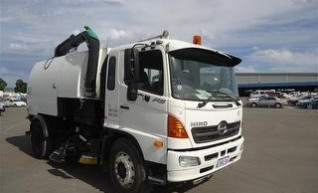 Street Sweeper For Sale 1