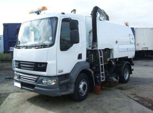 Street Sweeper For Sale 2