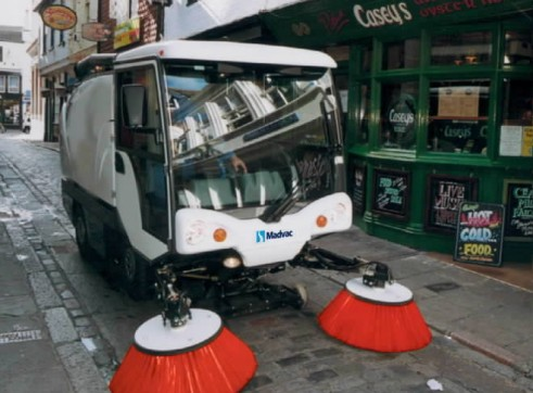 Street Sweeper For Sale 6