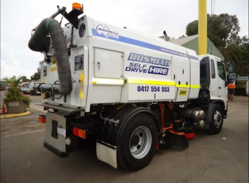 Road / Street Sweeper Truck 1
