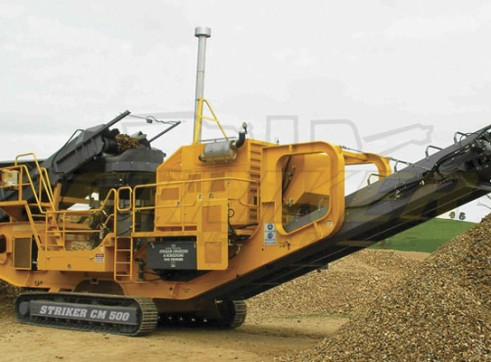 Striker CM500 Mobile Cone Crusher 3