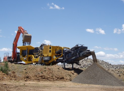 Striker HQR1112 - Impact Crusher , Buy or 1