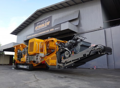 Striker HQR907 - Impact Crusher , Buy or 1