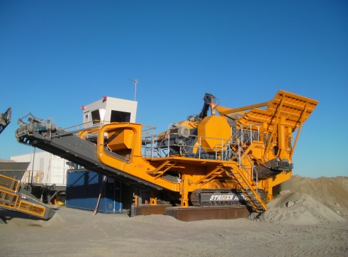 Striker JM 1310 - Jaw Crusher, Buy or 1