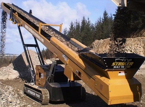 Striker TS15 Mobile Conveyor 1