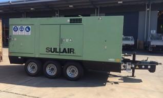 Sullair Dual Capacity Portable Compressor 1