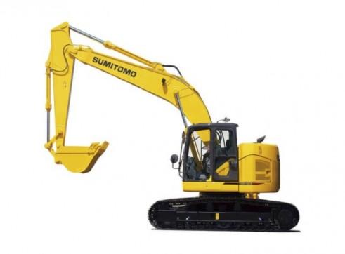 Sumitomo 14.5t Excavator (a/c cab)