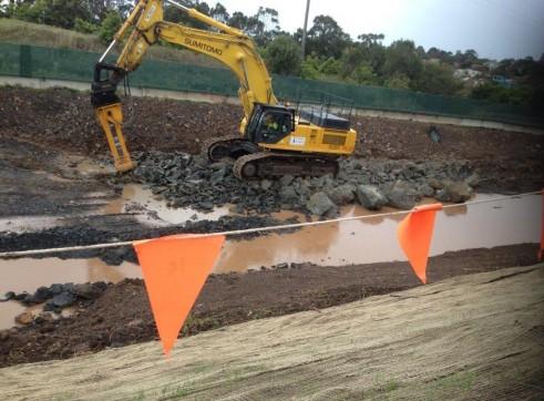 Sumitomo SH800LHD-3B 80 Tonne Excavator 1