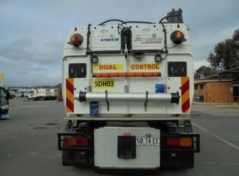 Street Sweeper Truck 5