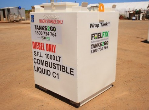 T1 SELF BUNDED WRAP TANK FOR SALE AND HIRE 1
