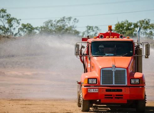 T300 Water Truck - Kenworth - 15,000L  1