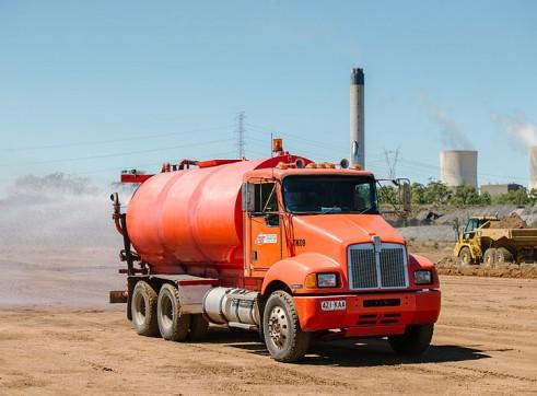 T300 Water Truck - Kenworth - 15,000L  2