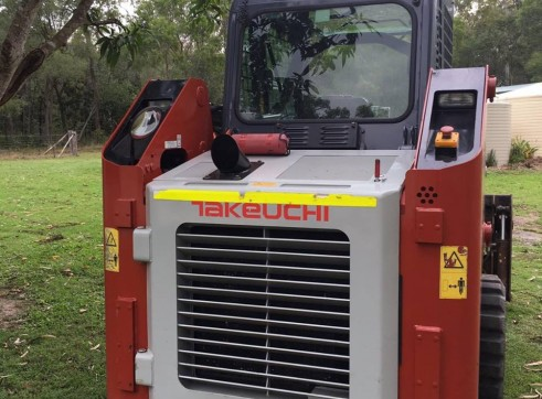 Takeuchi TL 230 Posi 8