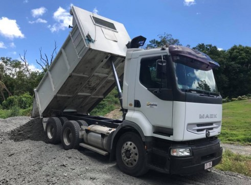 Tandem Drive Tippers, 10m3
