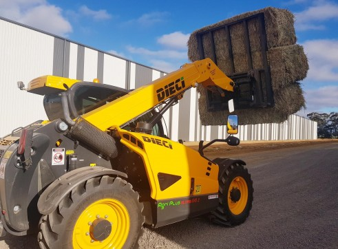 Agri Plus 40.7 Telehandler for hire 1