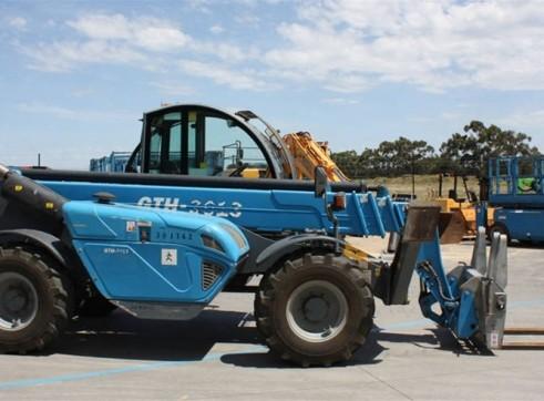 Telehandler, Forklift & Access Equipment Hire 2