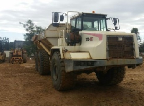 Terex articulated moxy 1