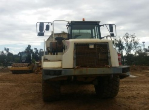 Terex articulated moxy 2